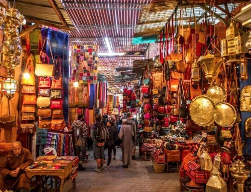 Marrakesh day tour to Chefchaouen