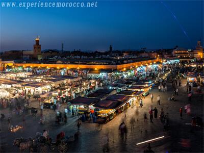 marrakech jemaa-el-fnaa